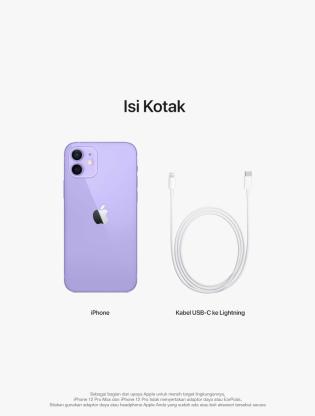 iPhone 12 128GB Purple7