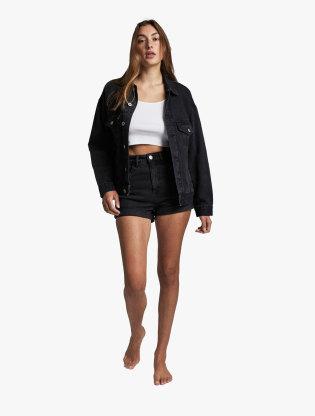 Ultimate Oversized Denim Jacket0