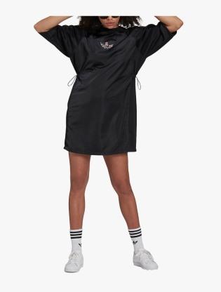 Adidas Women's Lifestyle Tee Dress - Black2