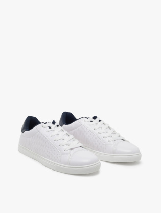 Airwalk Janiya Men's Sneakers Shoes - White1