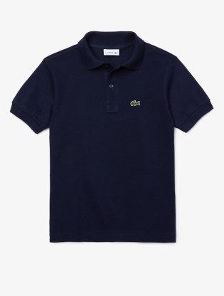 Kids' Lacoste Petit Piqué Polo Shirt1