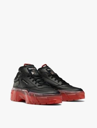 Reebok CLUB C CARDI Women's Sneakers Shoes - Black1