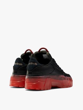 Reebok CLUB C CARDI Women's Sneakers Shoes - Black2