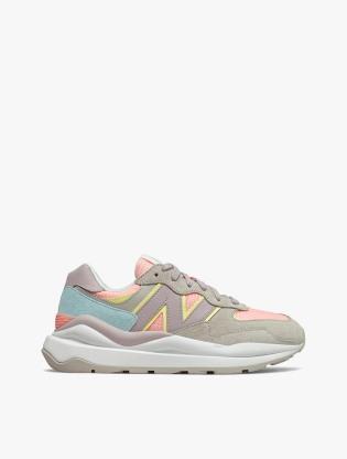 New Balance 57/40 Women's Sneaker Shoes  -  Grey0