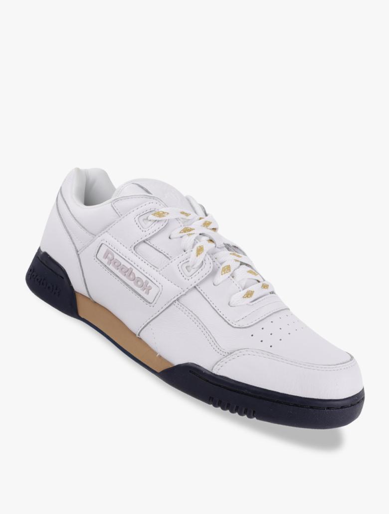 cb6d86195b7 Reebok Workout LO Plus Beams Men s Lifestyle Shoes