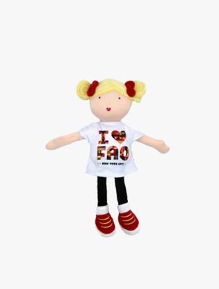 Fao Doll I Love Fao Blonde Hair - FSZ60007690