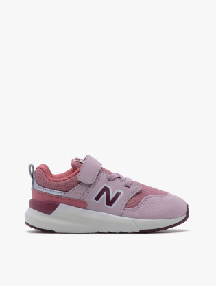 New Balance 009 Girl's Infant Sneakers Shoes - Pink0