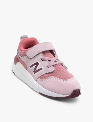 New Balance 009 Girl's Infant Sneakers Shoes - Pink2