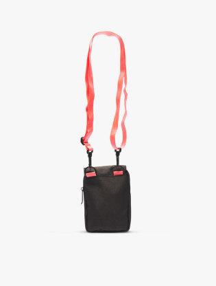Adidas Men's Classic Organizer Bag - Black/Signal Pink1