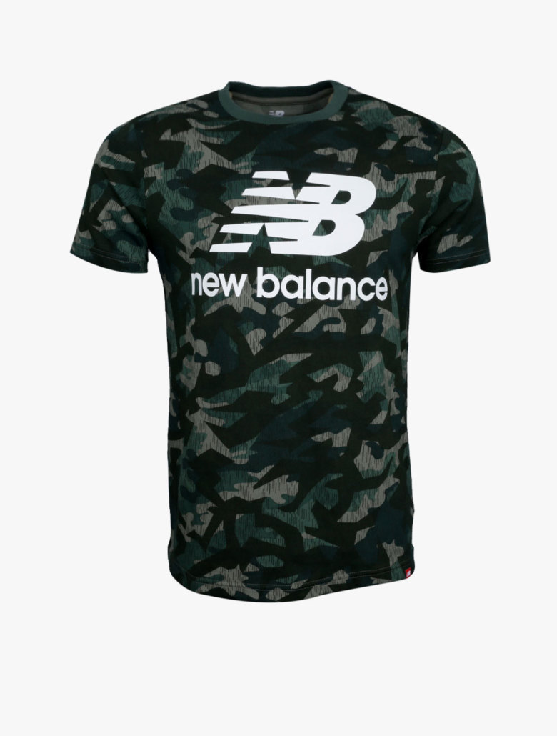 764071816391f ... New Balance Essentials Stacked Logo Men's Tee. 12