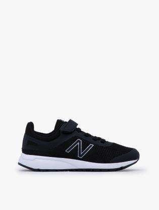 New Balance Kids 455 V2 GSYT Boy's Running Shoes - Black0