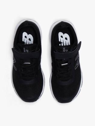 New Balance Kids 455 V2 GSYT Boy's Running Shoes - Black2