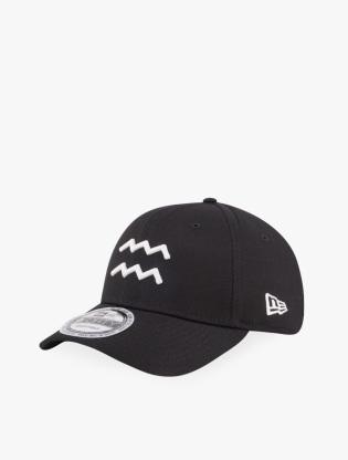 New Era 940 Zodiac Aquarius Glow Men's Cap - Black0