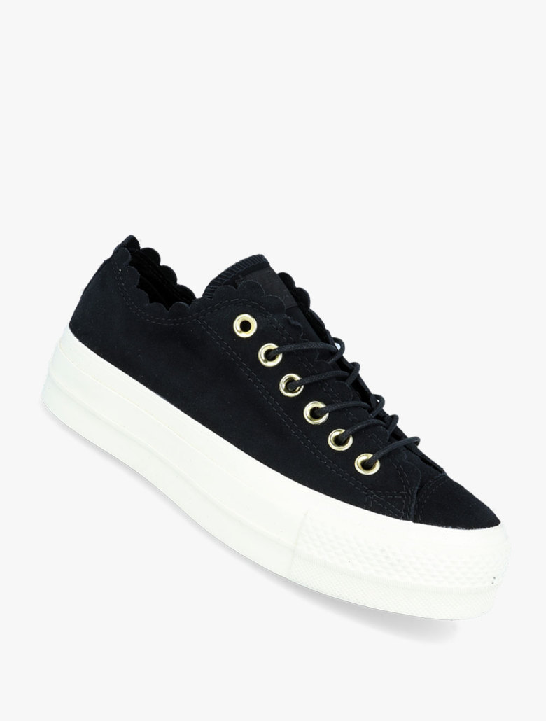 b20d83d81228 Converse Chuck Taylor All Star Lift Ox Women s Sneakers Shoes