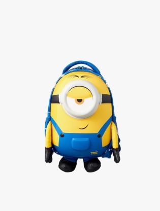 Smiggle Bag Backpack Hardtop Minions - IGL443823YLW0