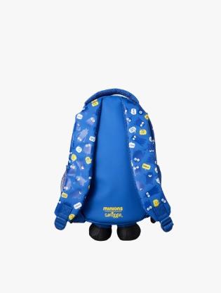 Smiggle Bag Backpack Hardtop Minions - IGL443823YLW2