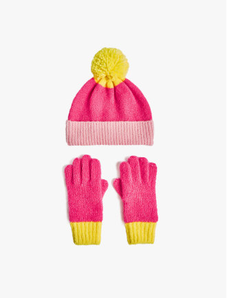 433f4e8a5f3ff MARKS   SPENCER · Kids  Hat   Gloves Set