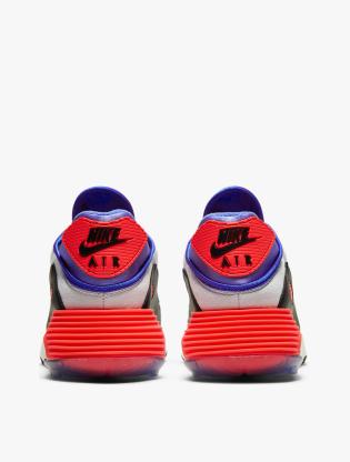 Nike Air Max 2090 EOI Men's Running Shoes - SUMMIT WHITE/RACER BLUE-BLACK3
