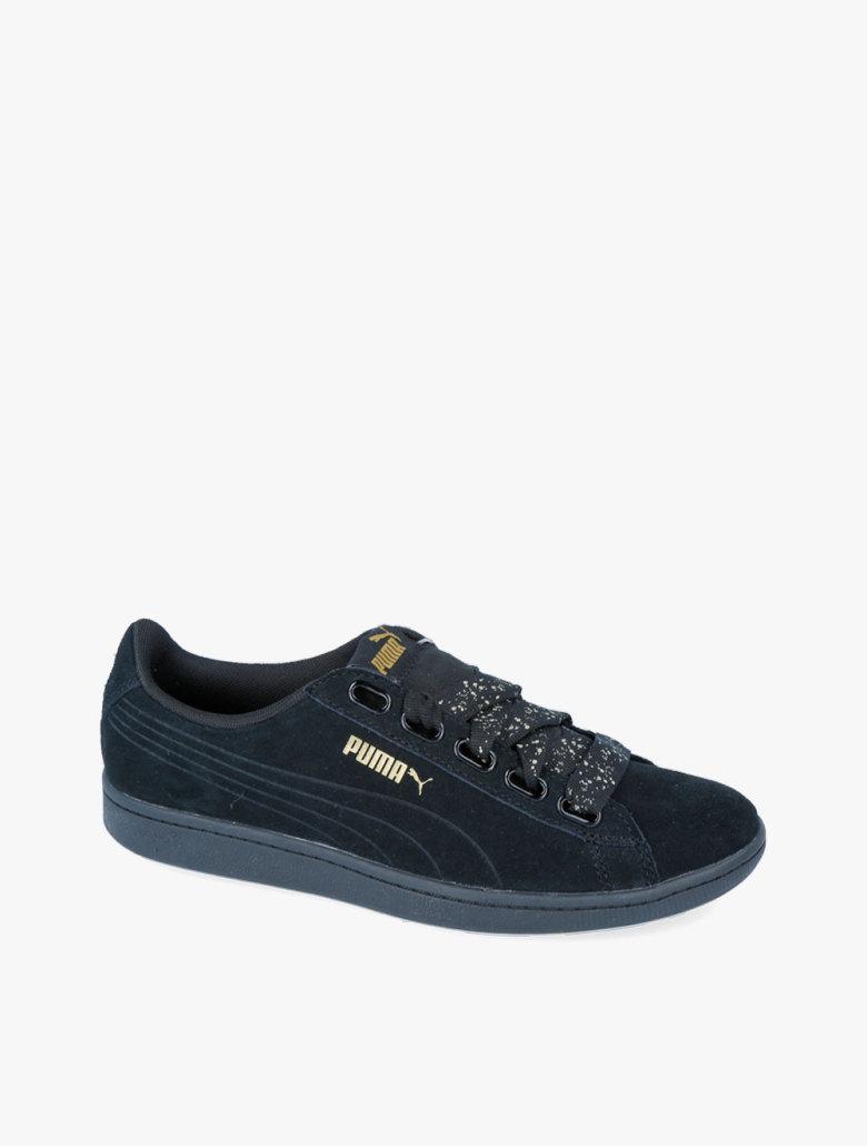 info for 3d6b6 edbe1 Puma Vikky Ribbon Dots Womens Lifestyle Shoes