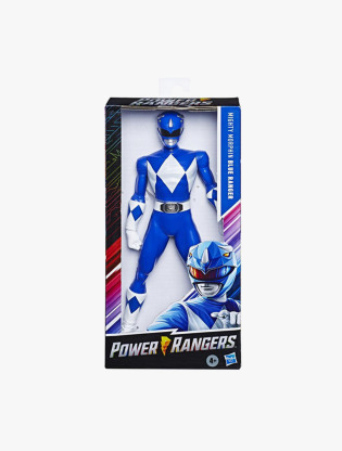 Power Rangers Mighty Morphin 9.5-inch Blue Ranger - HPRE78990