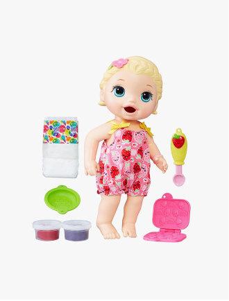02-BABY-ALIVE-T84PYBYA0-Super-Snacks-Snackin-Lily-Blonde -Multicolor.jpg x-oss-process image resize 1229314eb6