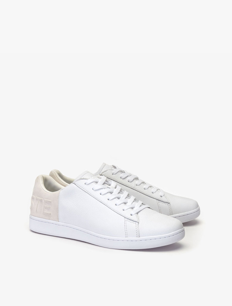 e7cece047f Men's Carnaby Evo Leather and Suede Trainers