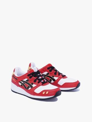 Asics GEL-LYTE III OG Men's Sneakers Shoes - Classic Red/Black1