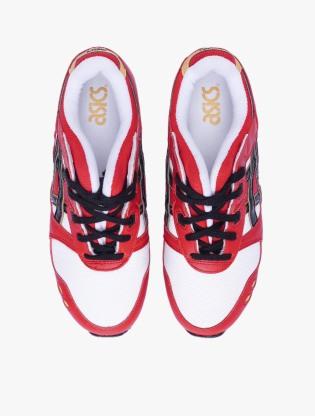Asics GEL-LYTE III OG Men's Sneakers Shoes - Classic Red/Black2