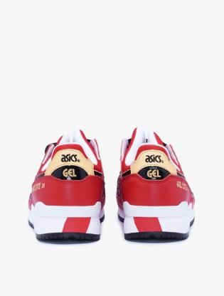 Asics GEL-LYTE III OG Men's Sneakers Shoes - Classic Red/Black3