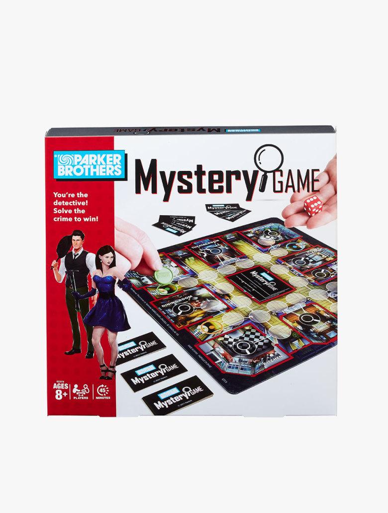 Hasbro Mystery Game