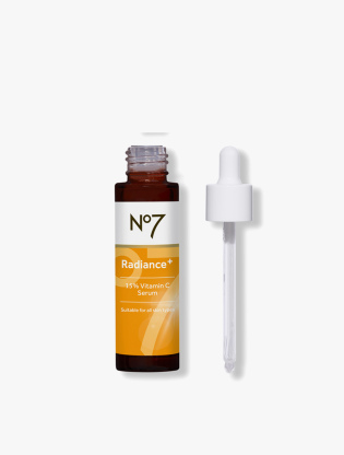 No7 Radiance+ 15% Vitamin C  Concentrate 30ml0