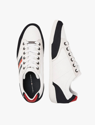 Corporate Material Mix Sneakers2