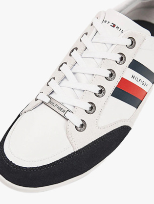 Corporate Material Mix Sneakers3