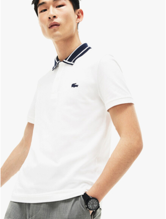 068777447a Lacoste - Chic With a Twist
