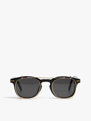 Clip-On Lens Sunglasses0