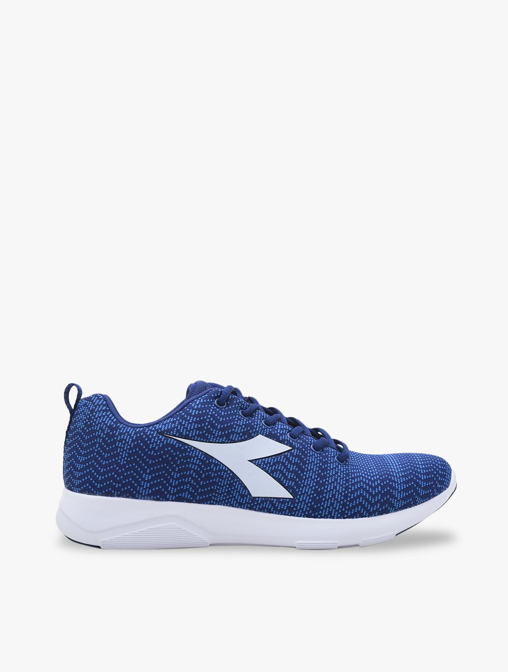 Diadora X RUN LIGHT  Casual Running  Shoes Blue Mens