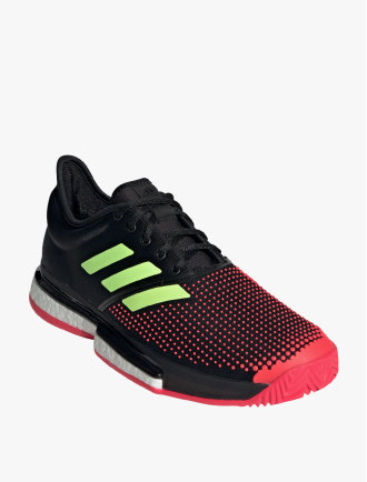 best service 326d5 9a64f ADIDAS · Adidas SoleCourt Boost Men s Tennis Shoes