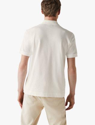 Men's Lacoste Classic Fit Organic Cotton Piqué Polo1