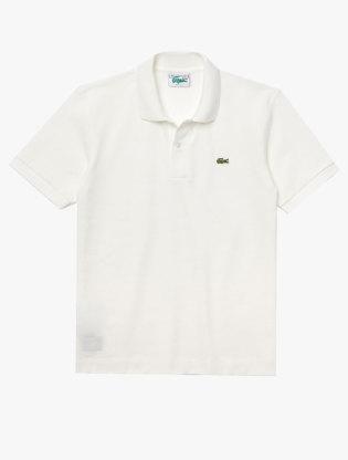 Men's Lacoste Classic Fit Organic Cotton Piqué Polo2