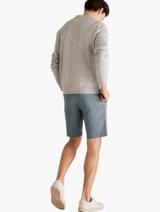 Organic Cotton Elasticated Chino Short1
