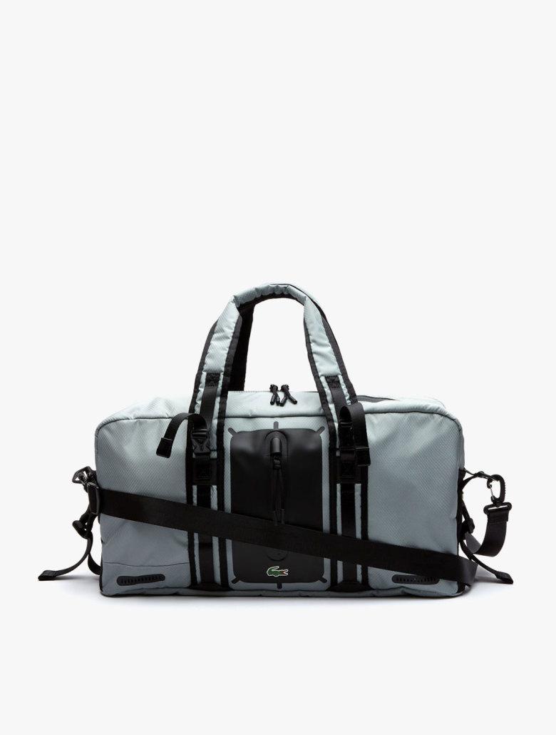 028a339e Men's Lacoste Sport Match Point Nylon Roll Bag
