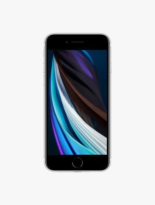 iPhone SE 128GB White1