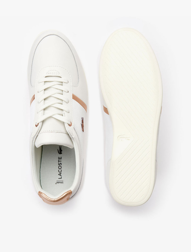 5afa85cb82 Women's Rey Sport Leather and Textile Trainers