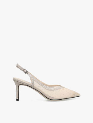20391-GLD WOMAN Heels0