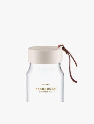 Starbucks Waterbottle Plastic  16oz Ox Golden S11119411  ( Water Bottle  Cold )1