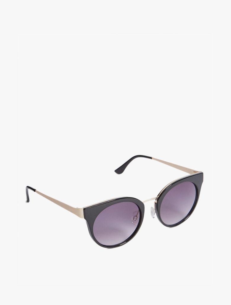 6b23423c121 Preppy Cat Eye Sunglasses