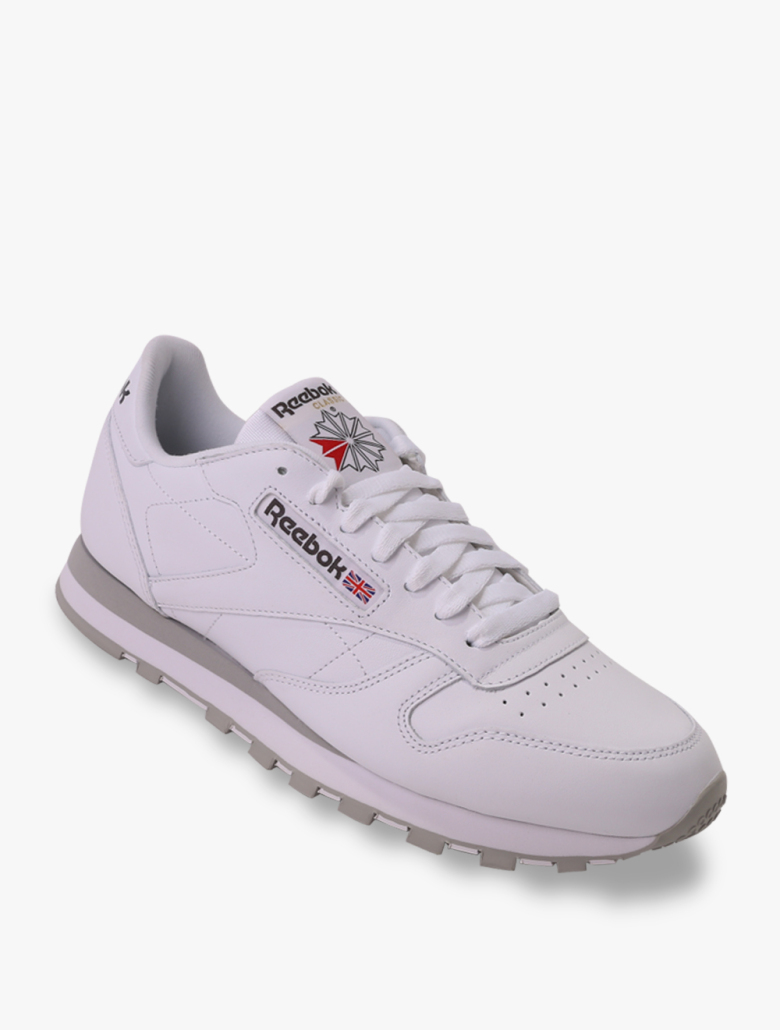 cheap promo code top-rated latest Reebok Classic Leather Men's Lifestyle Shoes