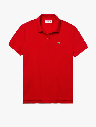 Women's Lacoste Classic Fit Soft Cotton Petit Piqué Polo Shirt2