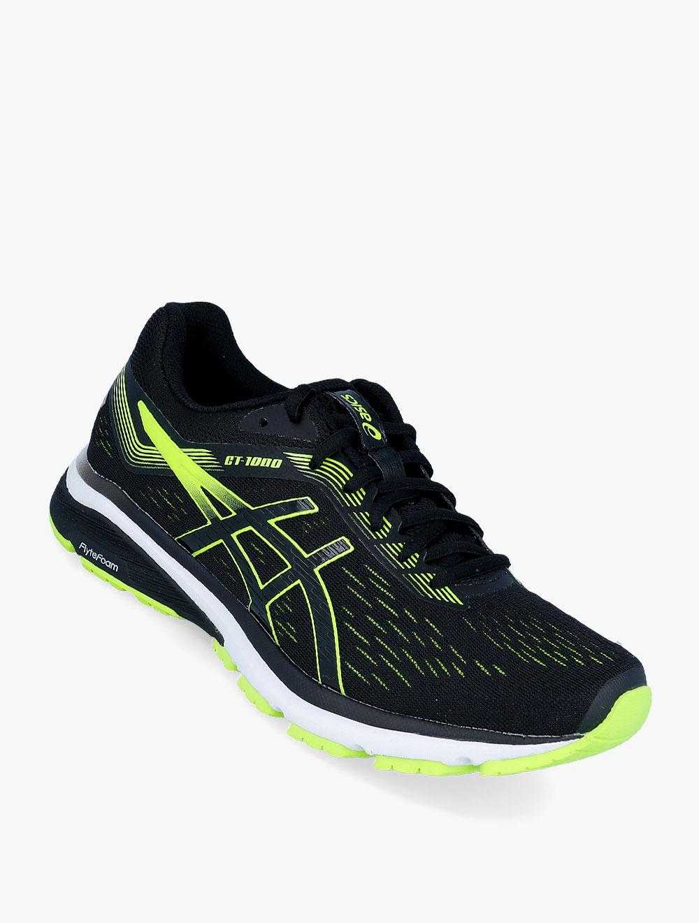 Black ASICS GT-1000 7 Running Shoes