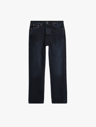 Navy Blue Editor Jeans2